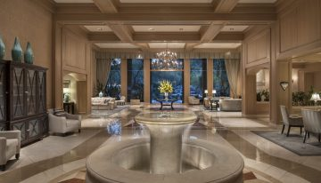 Canyon Suites at The Phoenician Named a Forbes Five Star Hotel