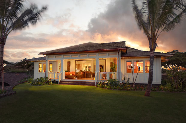 Kukui ula introduces new club bungalows in kauai hawaii for Home plans hawaii
