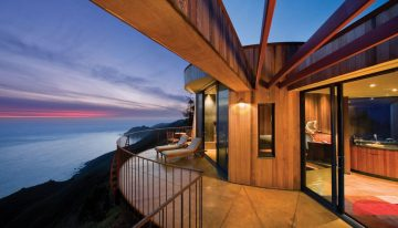 Escape to Quiet Luxury Along the Coast at Post Ranch Inn in Big Sur