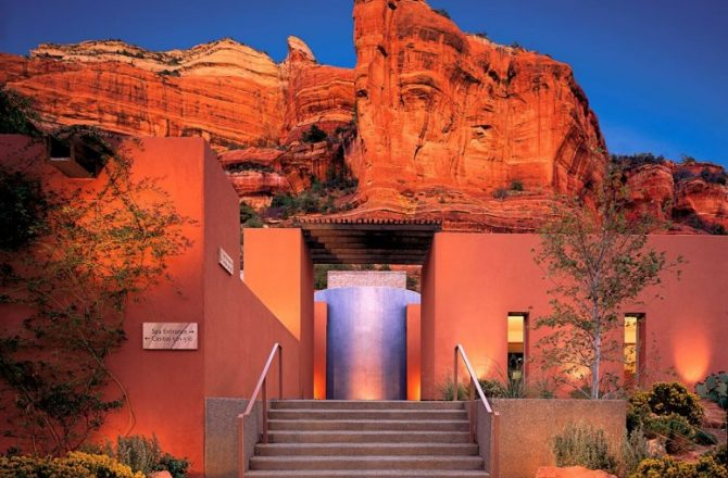 New Retreats and Classes at Mii amo Spa, Sedona