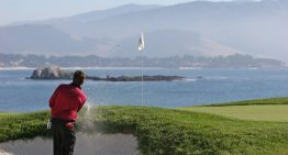 Portola Hotel & Spa is a Golfer's Paradise