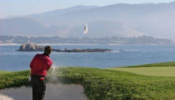 Portola Hotel & Spa is a Golfer's Paradise
