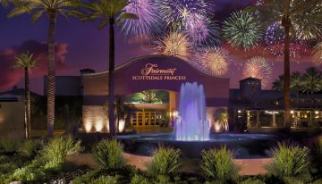 Water Rides, Ziplining and Fireworks: It's Summer at the Fairmont Scottsdale Princess