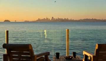 Unwind Above the Tide in San Francisco Bay