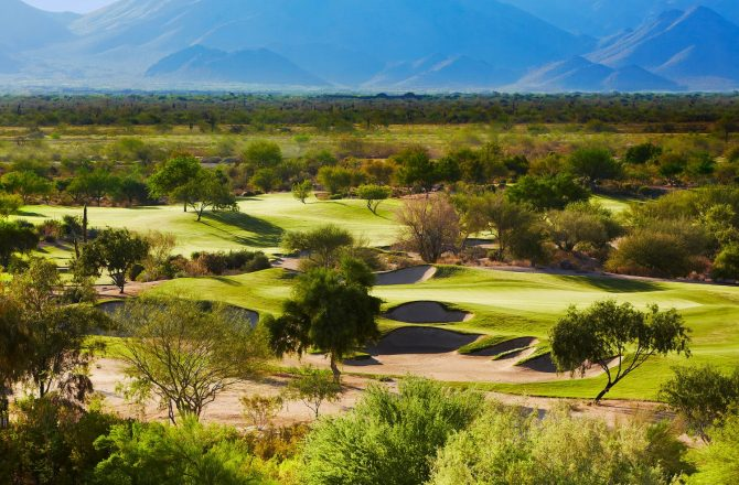 Enjoy Special Twilight Golf Rates at Wildfire Golf Club, JW Marriott Desert Ridge Resort