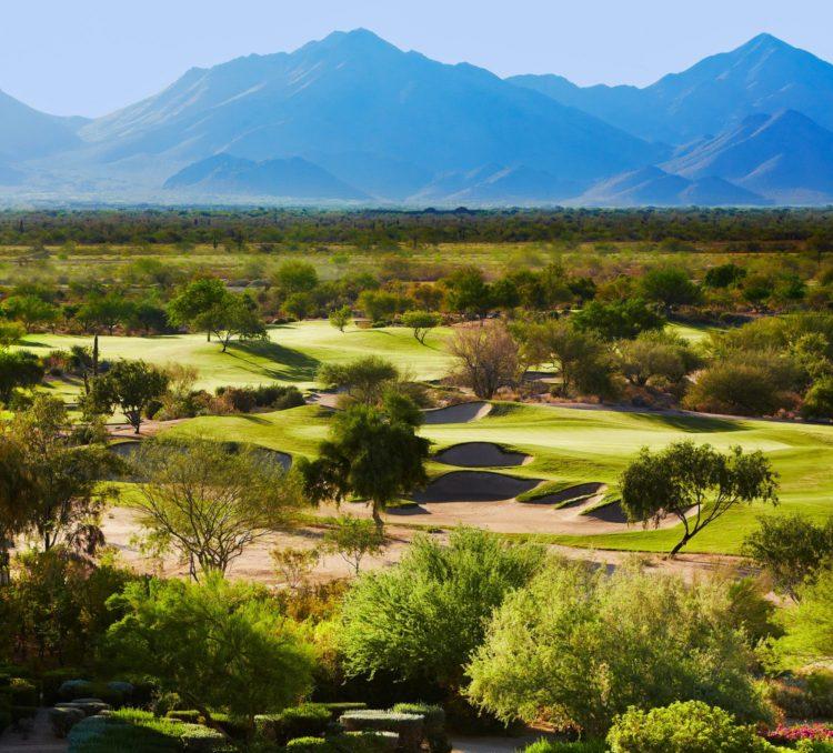 Wildfire Golf Club Signature Shot