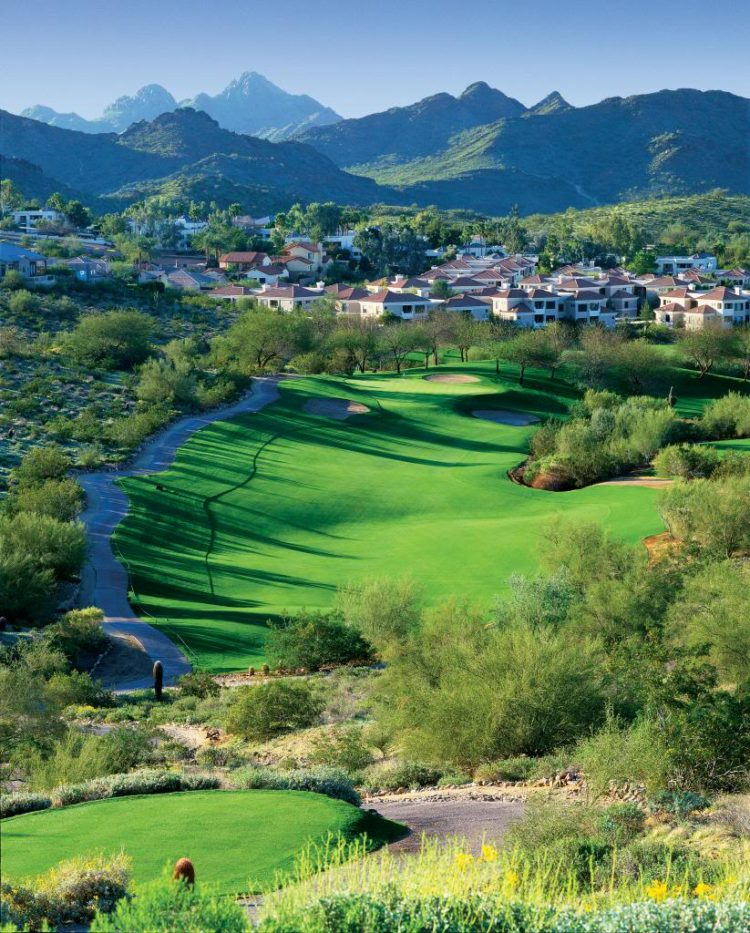 Lookout Mountain Golf Club at Pointe Hilton Tapatio Cliffs Resort