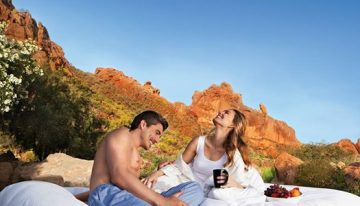 Enter the Summer Sweetheart Social Media Contest for a Free Stay at Sanctuary on Camelback Mountain