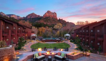 Amara Resort & Spa in Sedona Celebrates New Redesign With Special Rate