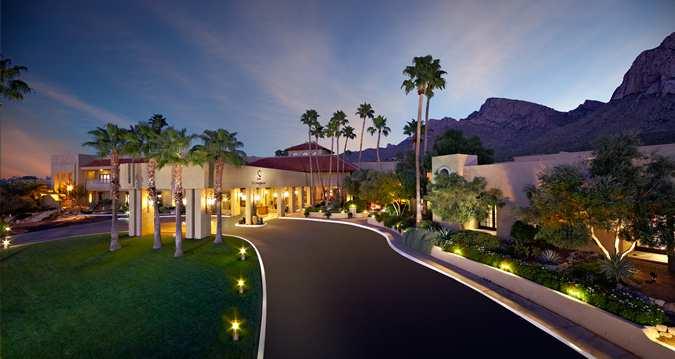Exterior - Hilton Tucson El Conquistador
