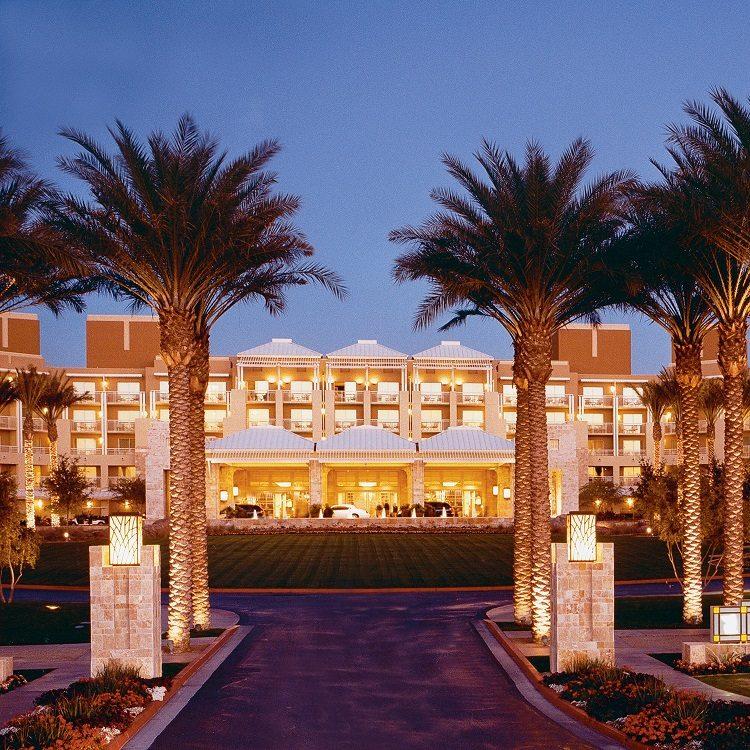 JW Marriott Desert Ridge Resort & Spa Entrance