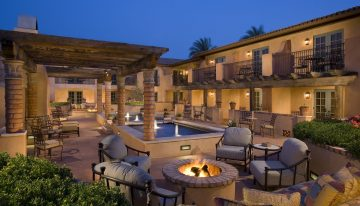 Batter's Up! Spring Training Packages at Royal Palms Resort and Spa