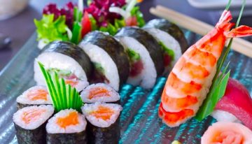 Soak Up the Sun With Beer and Sushi at San Diego Marriott Del Mar