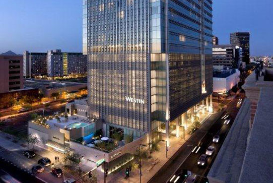 Discover Downtown Phoenix With a Summer Getaway Package at The Westin Phoenix Downtown
