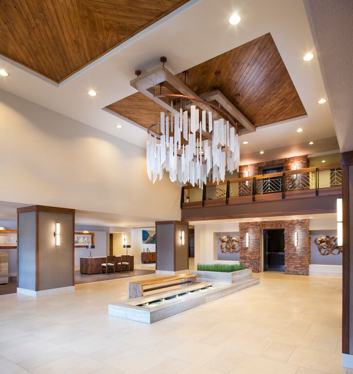 Hilton Sedona Resort at Bell Rock Lobby
