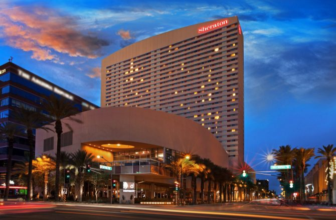 Celebrate ASU Back to School at the Sheraton Phoenix Downtown