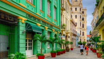 New Exclusive Cuban and South American Excursion