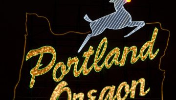 A Very #PNW Holiday: Make the Most of Your Winter Visit to Portland, OR