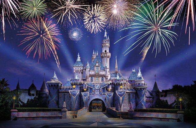 Visit Costa Mesa for a Complimentary Disneyland Resort Ticket