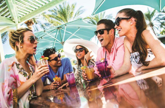 Enjoy Spring + Summer Pool Events at Hotel Valley Ho