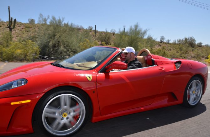 Omni Montelucia's Dream Car Tour Experience is Perfect for Father's Day