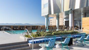 High-Rise Summer Fun at Hotel Palomar