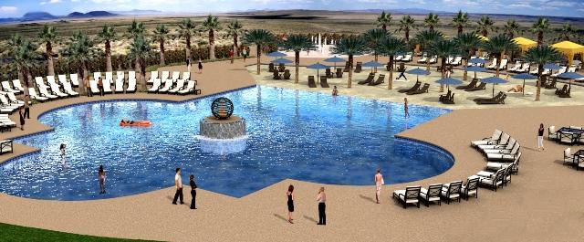 Rendering of Sunset Beach