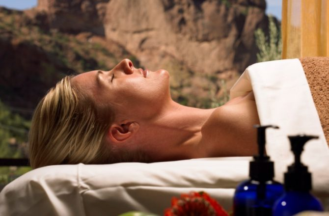Summer Spa Specials & Events at Sanctuary Camelback Mountain