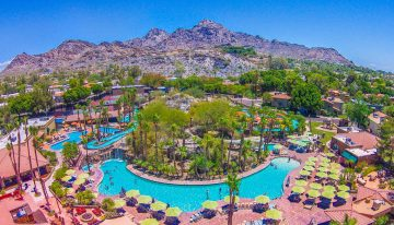 Enjoy  Father's Day at Pointe Hilton Squaw Peak Resort