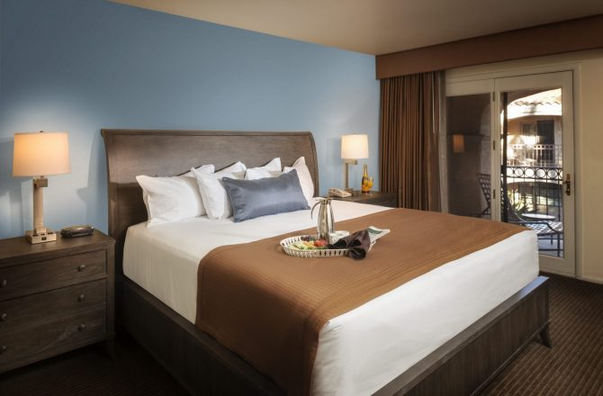 The Scottsdale Plaza Resort Reveals Newly-Renovated Guest Rooms