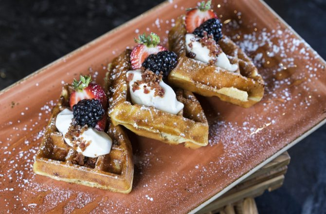 The Camby Launches Weekend Brunch With Bow Ties & Ferraris