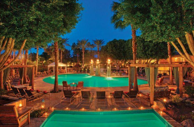 Enjoy an End of Summer Staycation at FireSky Resort & Spa
