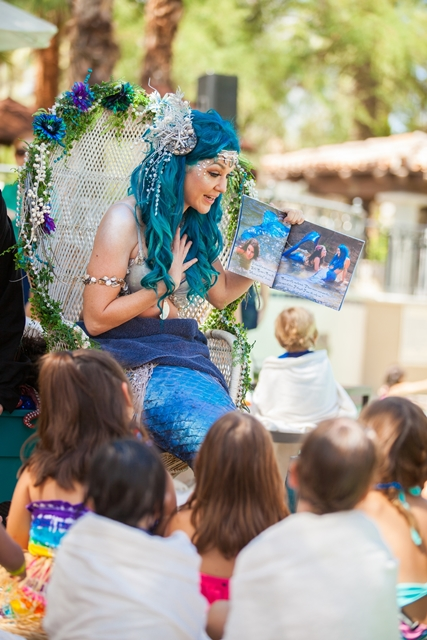 Labor Day weekend festivities at Fairmont Scottsdale Princess. Photographed by Jill Richards