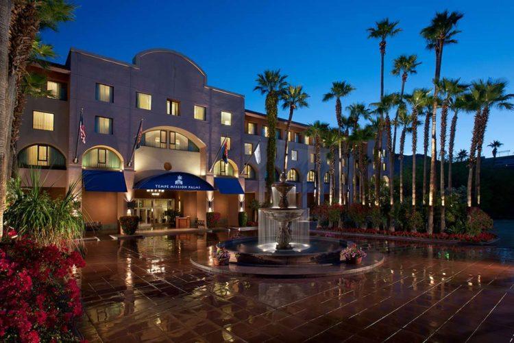 Tempe Mission Palms Hotel