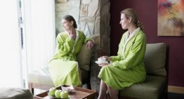 Book a Spa Treatment at Sanctuary to Help Fight Ovarian Cancer