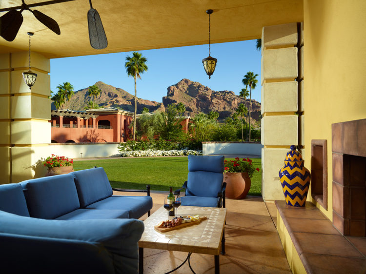 Throw a party fit for a president at omni montelucia for Scottsdale 2 bedroom suite hotels