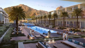 Mountain Shadows Paradise Valley to Open Early 2017