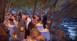 Celebrate Thanksgiving Outdoors at L'Auberge de Sedona