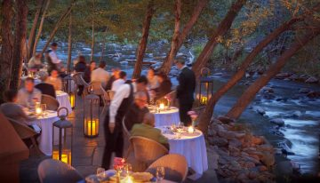 Celebrate Thanksgiving Outdoors at L'Auberge de Sedona