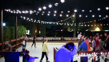 Tree Lighting & Ice Skating at The Wigwam