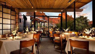 Gather Together for a Thanksgiving Feast at Sanctuary on Camelback Mountain