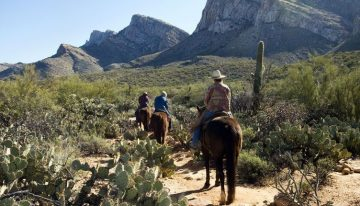 Experience the Wild West at Hilton Tucson El Conquistador