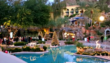 TONIGHT: Holiday Festival at Pointe Hilton Tapatio Cliffs Resort