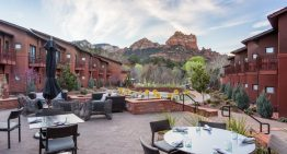 Thanksgiving Feast at Sedona's Kimpton Amara Resort and Spa