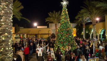 Countdown to the Holidays at Omni Montelucia