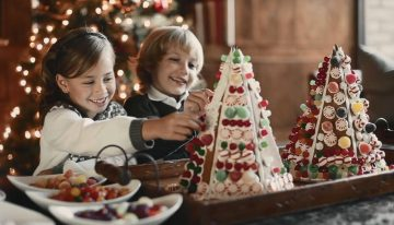 Holiday Tree Lighting, Dine-In Gingerbread House & More at The Ritz-Carlton, Dove Mountain