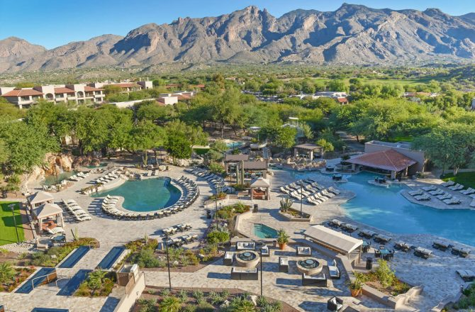 Show-Stopping Feast at The Westin La Paloma