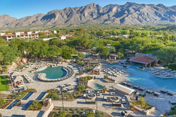 Photo courtesy of: Westin La Paloma