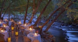 L'Auberge de Sedona's Holiday Creekside Menu