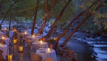 L'Auberge de Sedona's Holiday Creekside Menu